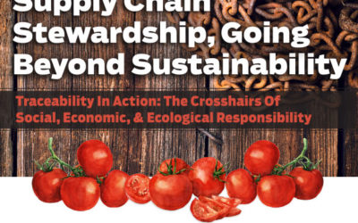 An eGuide to Supply Chain Stewardship, Going Beyond Sustainability