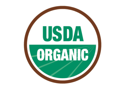 USDA Organic is a labeling term that indicates that the food or other agricultural product has been produced through approved methods. The organic standards describe the specific requirements that must be verified by a USDA-accredited certifying agent before products can be labeled USDA organic.
