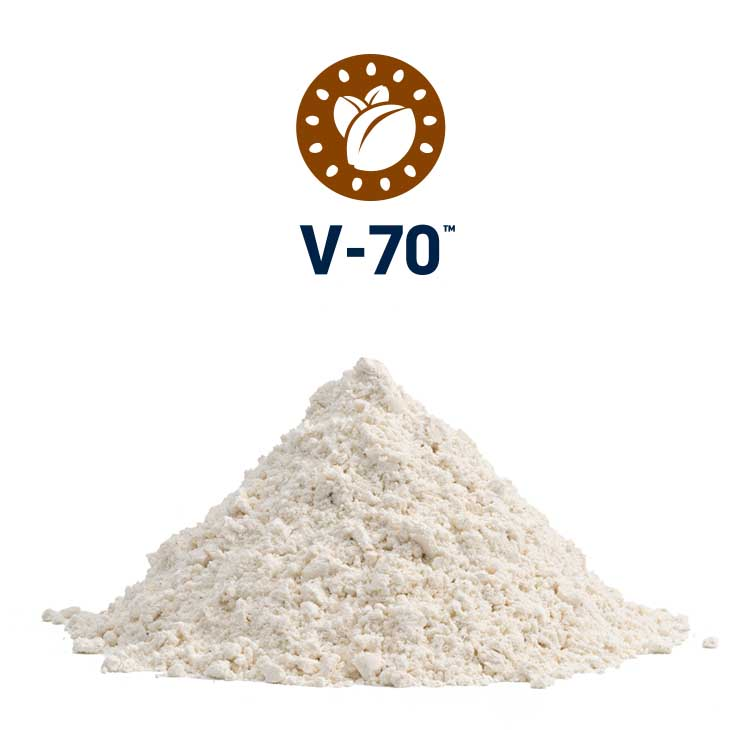 V-70 hemp heart protein by Applied Food Sciences, Inc