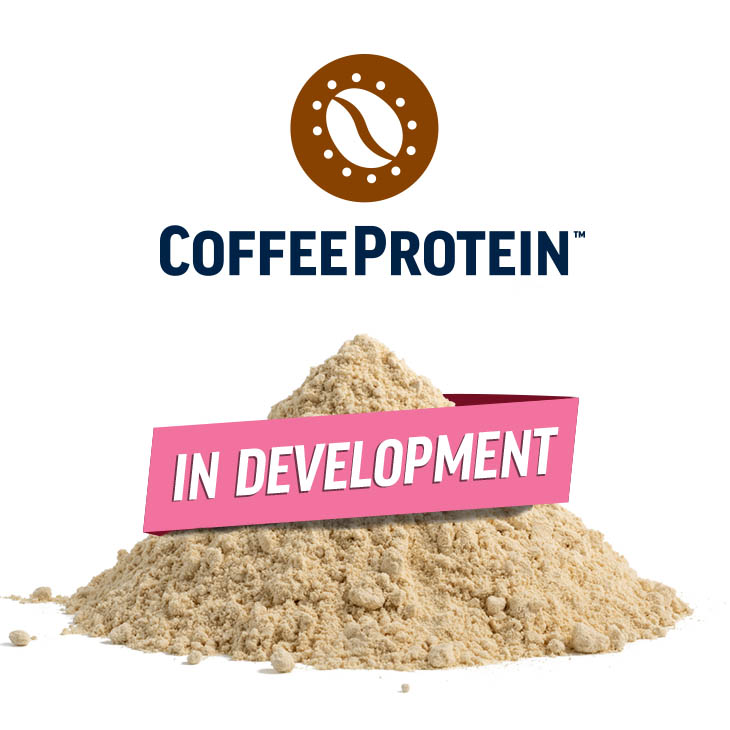 CoffeeProtein organic green bean coffee protein by Applied Food Sciences, Inc.